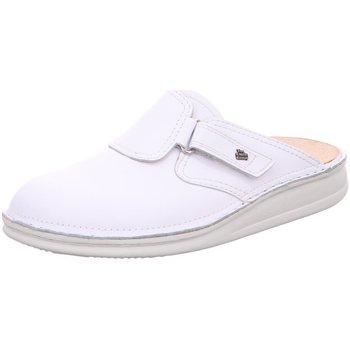 Schuhe Damen Pantoletten / Clogs Finn Comfort Offene VENEDIG 01504-001000 weiß