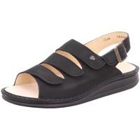 Schuhe Damen Sandalen / Sandaletten Finn Comfort Sandaletten SYLT 02509-007099 schwarz