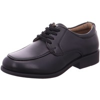 Schuhe Herren Derby-Schuhe Indigo Schnuerschuhe SchnUErhalbschuh/Sneaker Junge 431123000/005 schwarz