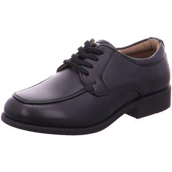 Schuhe Herren Derby-Schuhe Indigo Schnuerschuhe 431123000/005 schwarz