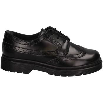 Schuhe Kinder Derby-Schuhe Florens U122316V NERO French shoes Kind schwarz schwarz