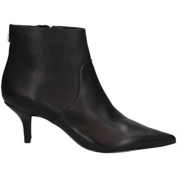 Schuhe Damen Low Boots Steve Madden SMSROME-BLK Stiefeletten Frau schwarz schwarz
