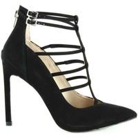 Schuhe Damen Sandalen / Sandaletten Steve Madden SMSPRAZED-BLK Sandalen Frau schwarz schwarz