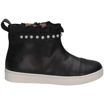 Schuhe Kinder Klassische Stiefel Florens E587813V NERO Stiefel Kind schwarz schwarz