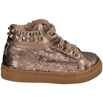 Schuhe Mädchen Sneaker High Florens E155624E MIRRA Sneaker Kind Bronze Bronze