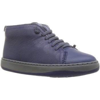 Schuhe Kinder Boots Camper CAKK900000-006 Ankle Kind blau blau