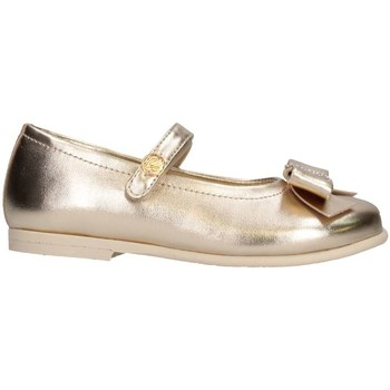 Schuhe Mädchen Ballerinas Blumarine C422712D PLATINO Ballet Pumps Kind Platin Platin
