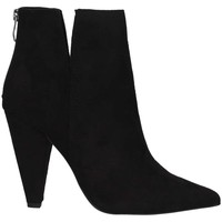 Schuhe Damen Low Boots Exé Shoes BRUNA 741 BLACK schwarz