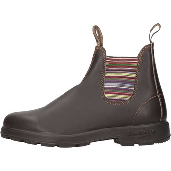 Schuhe Herren Boots Blundstone 1409 Beatles Mann Brown / multic Brown / multic