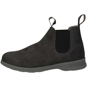 Schuhe Herren Boots Blundstone 1398 Beatles Mann schwarz schwarz