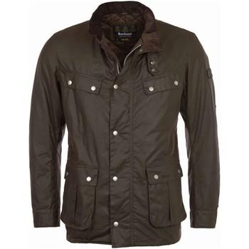 Kleidung Herren Jacken Barbour BACPS1677 SG91 Mantel Mann grün grün