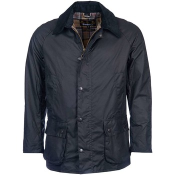 Kleidung Herren Jacken Barbour BACPS0819 NY92 Mantel Mann blau blau