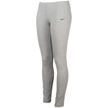 Kleidung Mädchen Leggings Nike Leg-A-See Just Do It Leggings Grigi Grau