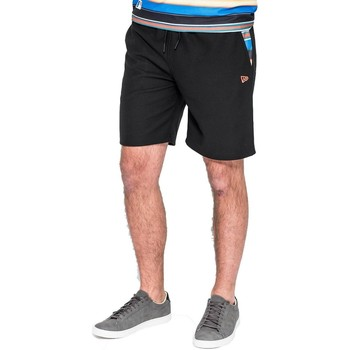 Kleidung Herren Shorts / Bermudas New Era West Coast Neri Schwarz