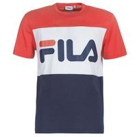 Kleidung Herren T-Shirts Fila DAY TEE Marine / Rot / Weiss