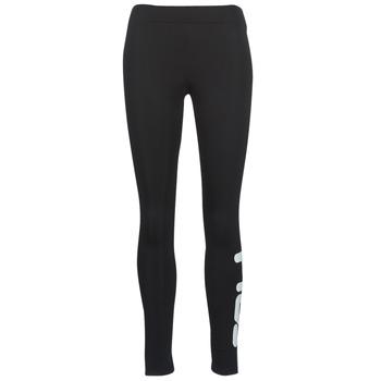 Kleidung Damen Leggings Fila FLEX LEGGINGS Schwarz