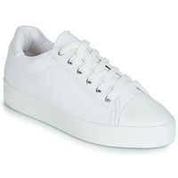 Schuhe Damen Sneaker Low André SAMANA Weiss