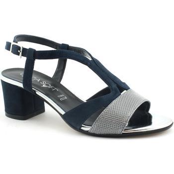 Schuhe Damen Sandalen / Sandaletten Cinzia Soft CIN-E19-IBB182-OC Blu