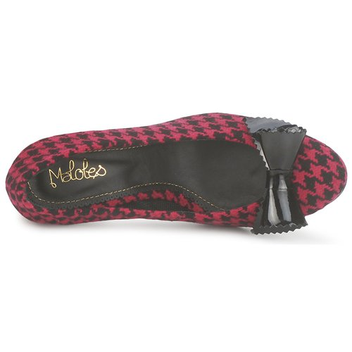 Maloles CINTA Rot / Schwarz 220  Schuhe Pumps Damen 220 Schwarz b2e886