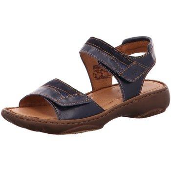 Schuhe Damen Sandalen / Sandaletten Josef Seibel Sandaletten 76719-44596 blau