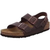 Schuhe Herren Sandalen / Sandaletten Birkenstock Offene Milano 034871 braun