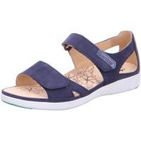Schuhe Damen Sandalen / Sandaletten Ganter Sandaletten 72001423500 blau