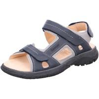Schuhe Herren Sandalen / Sandaletten Ganter Offene 7-257121-3267 blau
