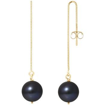 Uhren & Schmuck Damen Ohrringe Blue Pearls BPS K396 W Multicolor