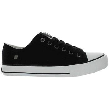 Schuhe Damen Sneaker Low Big Star DD274338 Schwarz