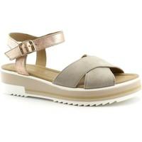 Schuhe Damen Sandalen / Sandaletten Igi&co IGI-E19-3191922-TA Beige