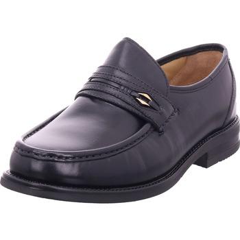 Schuhe Herren Slipper Bold - 37715 schwarz