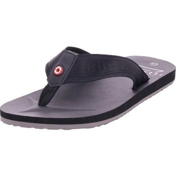 Schuhe Herren Zehensandalen Bugatti - 321727806900 schwarz