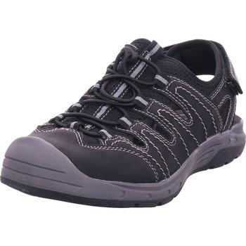 Schuhe Herren Sportliche Sandalen Pep Step - 6911602 schwarz