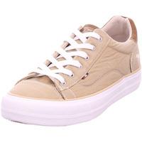 Schuhe Damen Sneaker Low Mustang - 1272306-4 beige