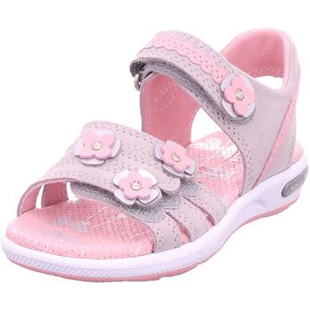 Schuhe Jungen Sandalen / Sandaletten Sandaletten - 40913326 HELLGRAU/ROSA