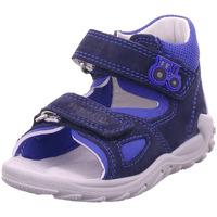 Schuhe Kinder Sandalen / Sandaletten Sandaletten - 4-09011-80 blau