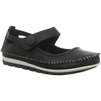 Schuhe Damen Slipper Gemini Slipper 003121-01/009 schwarz