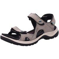Schuhe Damen Sandalen / Sandaletten Ecco Sandaletten  OFFROAD beige