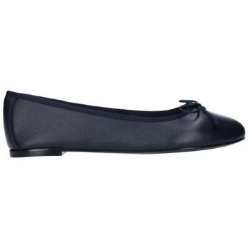 Schuhe Damen Ballerinas Calmoda 8097X Mujer Azul marino bleu