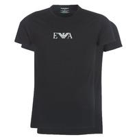 Kleidung Herren T-Shirts Emporio Armani CC715-111267-07320 Schwarz
