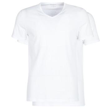 Kleidung Herren T-Shirts Emporio Armani CC722-111648-04710 Weiss