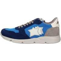 Schuhe Jungen Sneaker Low Atlantic Stars AEDE-QN-SN26 BLUE