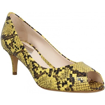 Schuhe Damen Pumps Atelier Mercadal 118627 Gelb