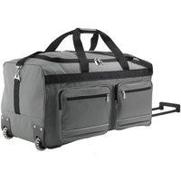 Taschen flexibler Koffer Sols VOYAGER BIG TRAVEL Gris