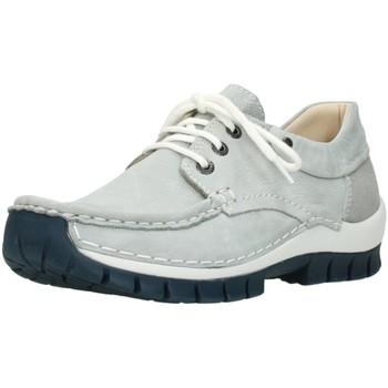 Schuhe Damen Derby-Schuhe Wolky Schnuerschuhe 0470111-206 grau