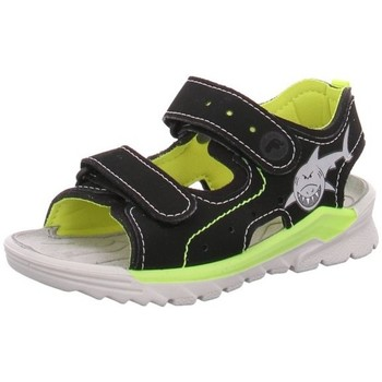 Schuhe Jungen Sandalen / Sandaletten Ricosta Sandalen Surf 45,22500,095 schwarz