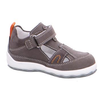 Schuhe Jungen Babyschuhe Lurchi Sandalen Ilias 331201715 15 grau