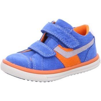 Schuhe Jungen Babyschuhe Lurchi Klettschuhe Michael 33-13303-22 blau
