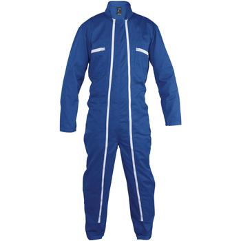 Kleidung Overalls / Latzhosen Sols JUPITER PRO MULTI WORK Azul