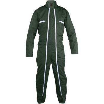 Kleidung Overalls / Latzhosen Sols JUPITER PRO MULTI WORK Verde
